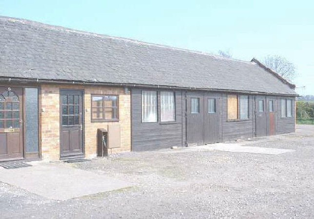 Picture of the Unit 2 Light Industrial Unit to let