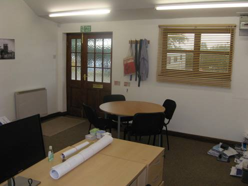 South Nottinghamshire Office to Let - Inside picture of unit 2