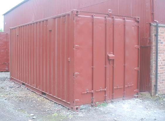 Picture of the storage container to let