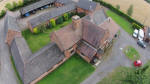 Image - Aerial View of Winking Hill Farm House